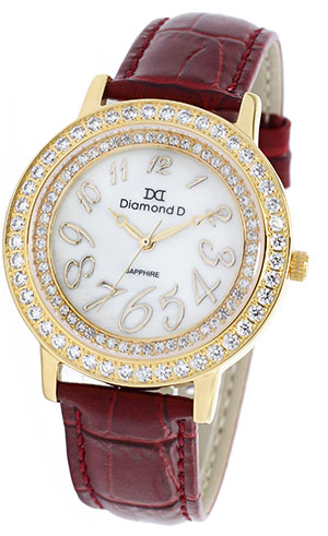 Đồng hồ Diamond D DM36325IG-R